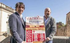 Miguel Abellán y Emilio de Justo apadrinan el Tentadero de la Escuela Taurina de Cáceres