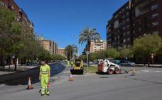 Tercer día de trabajos en Sinforiano Madroñero