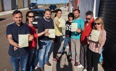 Multan en una noche a un centenar de vecinos del Cerro Gordo de Badajoz por aparcar mal
