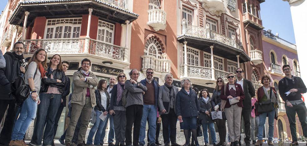 Ocho edificios modernos de Badajoz son reconocidos para exigir su protección