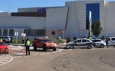 La Policía Nacional realiza controles multifuncionales con autoridades portuguesas