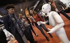 Los robots no acabarán con los puestos de trabajo