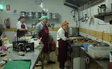 Zafra Solidaria retoma las actividades para sufragar los gastos del comedor social