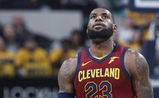 Cleveland se mete en un lío sin Calderón