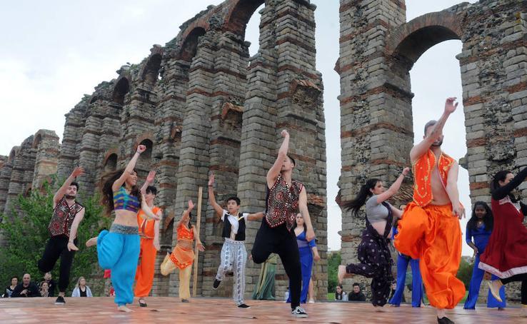 El Festival Bollywood se celebra en Mérida