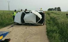 Un menor fallecido y otros tres heridos en un accidente de tráfico cerca de Villar del Rey