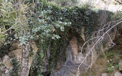 El puente El Cabril de Gata, incluido como patrimonio histórico de Extremadura