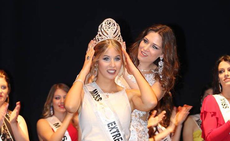 Cáceres ya tiene nueva Miss