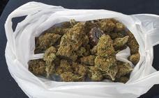 La Policía Local interviene marihuana