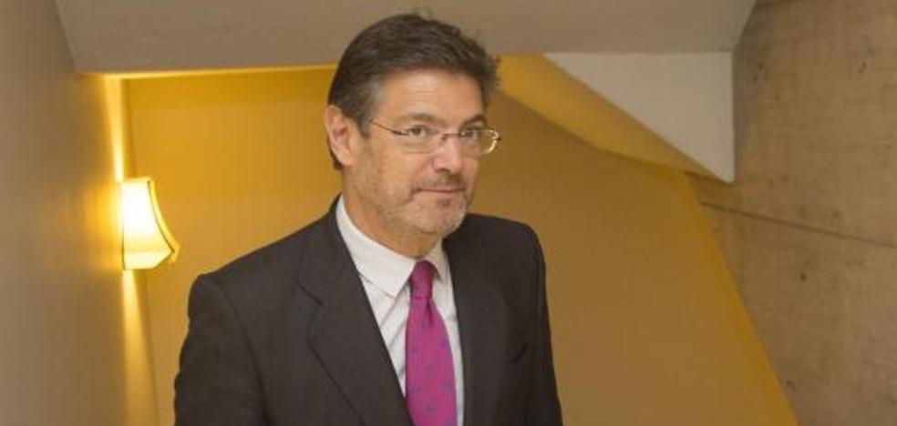 Catalá entra en guerra con los jueces