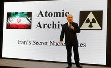 Netanyahu asegura que tiene pruebas de que Irán está desarrollando armas nucleares