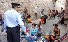 El Womad y la Feria de Cáceres contarán con un dispositivo especial contra los abusos sexuales