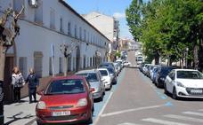 48 plazas más de zona azul en la Plaza Luis Chamizo y las calles Pontezuelas y Madrid
