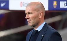 Zidane: «El arbitraje ha sido complicado pero no me voy a meter en ese tema»