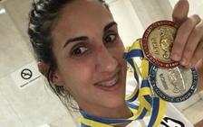 La talayuelana Lourdes León, campeona del Mundial ISKA