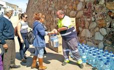 El SES prohíbe beber del embalse de Los Molinos, del que se surten 40.000 habitantes