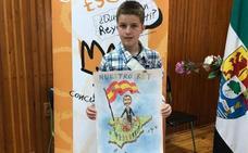 El cacereño Adrián González representará a Extremadura en el certamen ¿Qué es un Rey para ti?