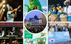Moda, teatro y romerías bajo el ritmo de las músicas del mundo