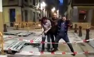La broma de tres amigos que pudo salir muy mal