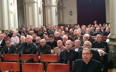 Doscientos sacerdotes se reúnen en Guadalupe