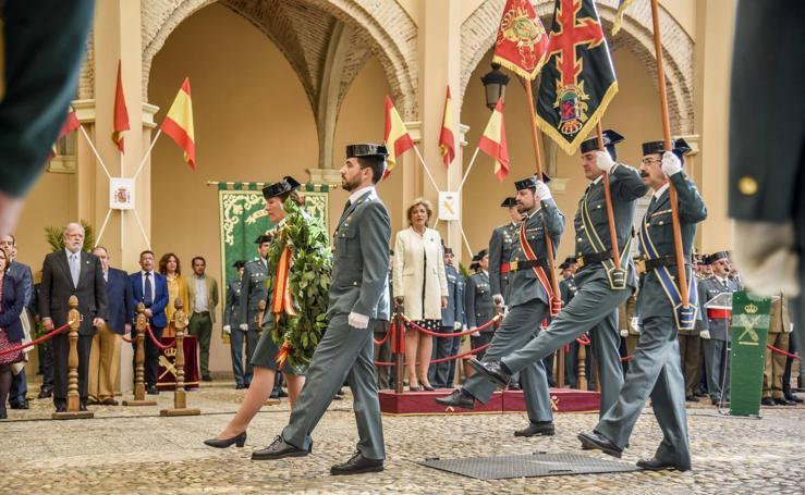 La Guardia Civil celebra su 174º aniversario