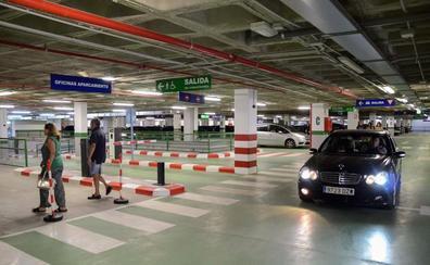 Residentes de la autopista, Colón y Pardaleras podrán comprar plazas en el parking de Conquistadores