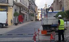 Arranca la instalación de la fibra óptica en Campanario