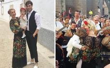 Soraya graba su nuevo videoclip en Valencia de Alcántara
