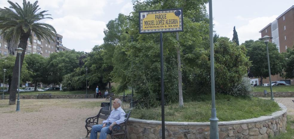 Los López Alegría ya tienen sus calles en Badajoz