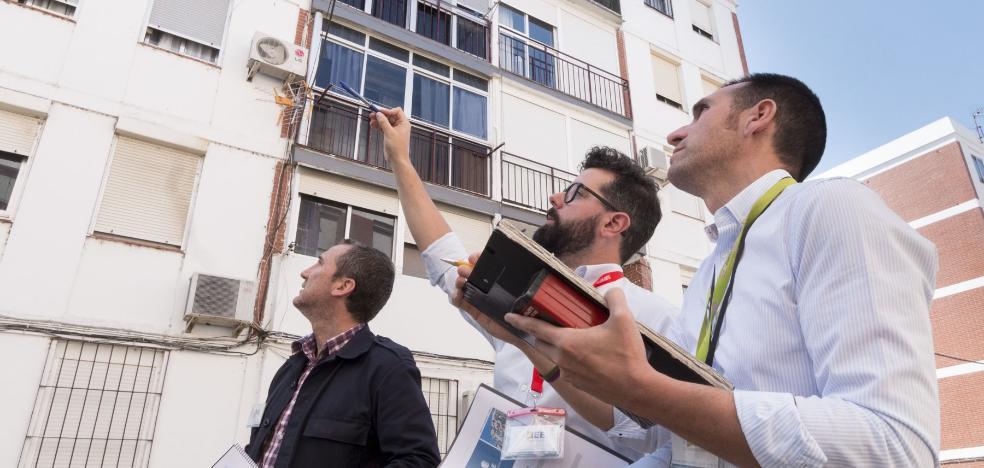 Un tercio de los pisos deberá haber superado una inspección antes de julio