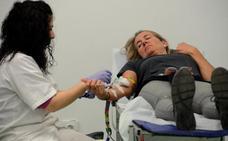 Badajoz dona casi la mitad de la sangre de la región