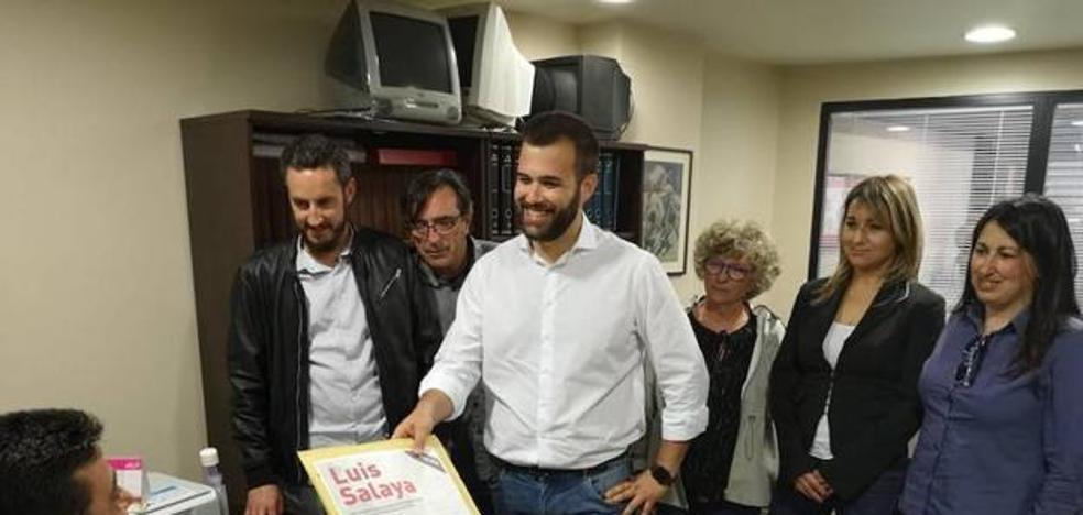 La comisión de ética del PSOE rechaza el recurso contra la candidatura de Luis Salaya a las primarias