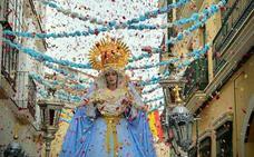 Ultiman los detalles para el Rosario de la Aurora de la Virgen del Calvario