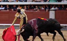 Talavante corta dos orejas y abre la puerta grande de Las Ventas