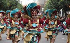 El Carnaval de Badajoz llega a Londres