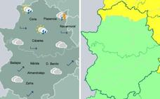 El norte de la región permanece este lunes en alerta amarilla por tormentas
