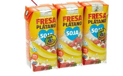 Mercadona retira una bebida de soja que contiene trazas de proteína de leche de vaca