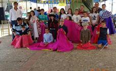 Taller de toreo de salón infantil en Esparragosa