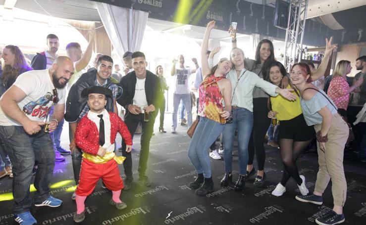 Primer día de la Feria de San Fernando de Cáceres