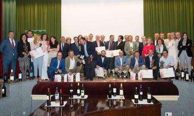El vino Emperador de Barros Tempranillo, premio 'Gran Espiga'