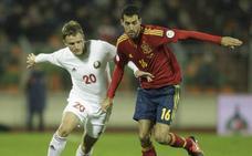 Sergio Busquets: el ancla que frena al rival