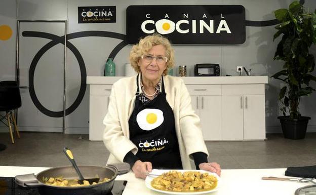 Canal Cocina: 20 Años Con El Huevo Frito Por Bandera