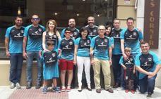 Milleros Serones de Villanueva completará en la sierra de Madrid su tercera marcha contra la pobreza
