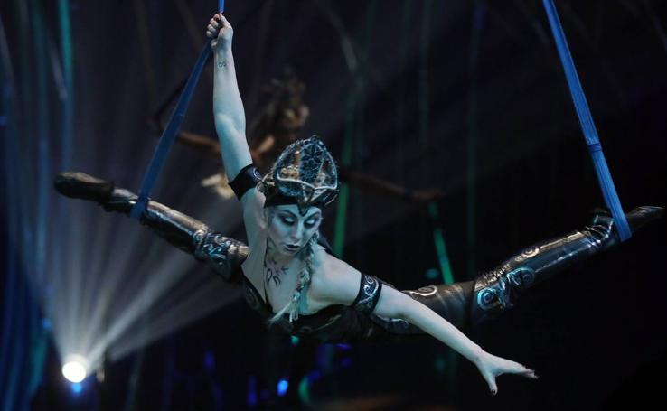 El Cirque du Soleil se presenta en Santiago de Chile