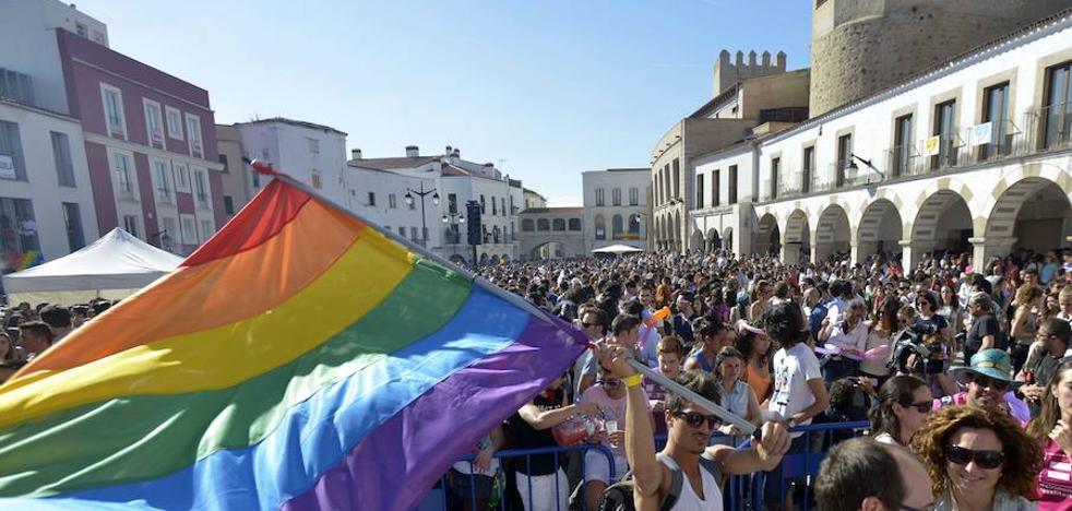 Los bares del Casco Antiguo de Badajoz no podrán cerrar más tarde en Los Palomos