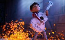 'Coco', de Disney, trae el Día de los Muertos a El Corte Inglés