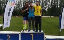 El atleta jerezano Manuel Gómez Lucas suma un oro y un bronce en Burgos