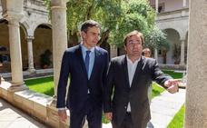 Fernández Vara: «El tiempo irá diciendo la duración de la legislatura»