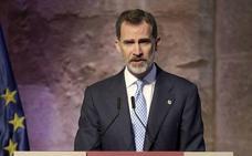 El rey Felipe clausurará el viernes un congreso sobre Carlos V en Cáceres