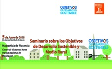La Diputación de Cáceres celebra el Día del Medio Ambiente con un seminario sobre desarrollo sostenible en Monfragüe